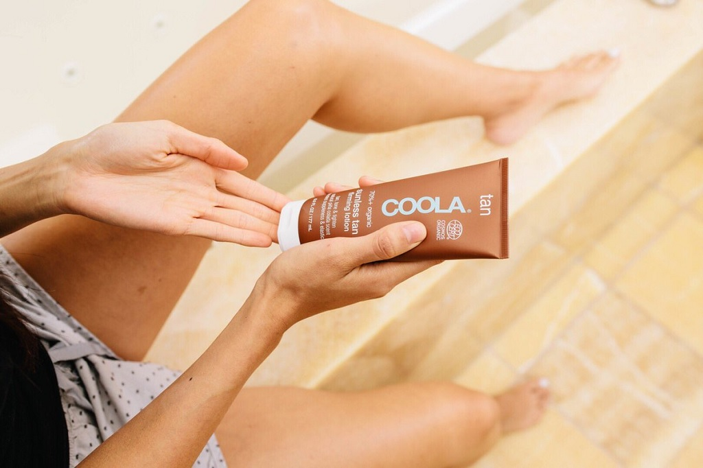 self tanning lotion for legs